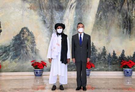 As Taliban advances, China lays groundwork to accept an awkward reality