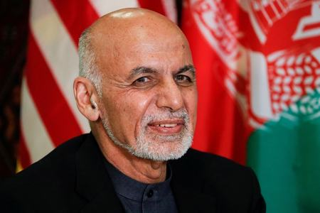 Afghan president Ghani fled with cars and helicopter full of cash, claims Russia