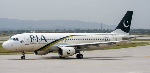 PIA flight from Kabul arrives in Islamabad