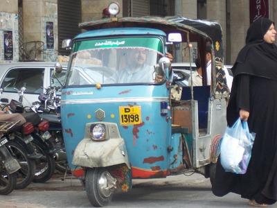 Police arrest man who filmed Lahore rickshaw harassment video