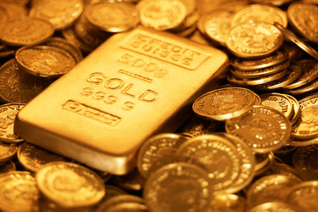 Gold price remain stagnant in local market, increases by $11 in international trade