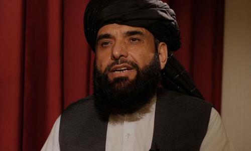 'ہم افغانستان میں 31 اگست کے بعد غیر ملکی قوتوں کی موجودگی نہیں چاہتے'
