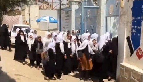 افغانستان میں لڑکیوں کے اسکول کھل گئے