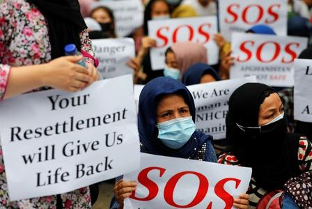 Afghan in U.S. seeks to rescue sister from 'dangerous' Taliban