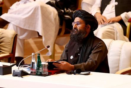 CIA director met Taliban leader in Afghanistan on Monday, Washington Post reports