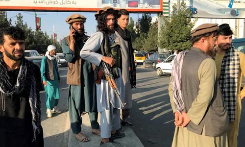 طالبان کو تسلیم کرنا ہے یا پابندیاں عائد کرنی ہیں؟ فیصلہ آج جی-7 اجلاس ہوگا
