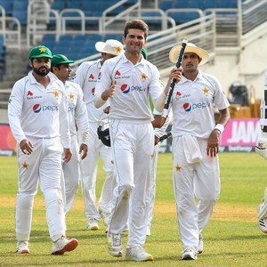Shaheen leads Pakistan to 109-run win over West Indies