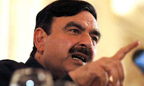 Will not allow TTP to perpetrate terrorism in Pakistan: Sheikh Rashid