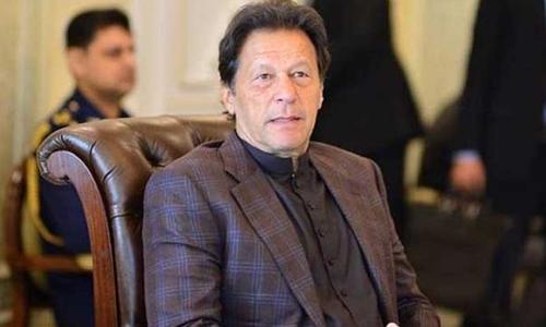 وزیر اعظم عمران خان اور یورپین کونسل کے صدر چارلس مچل کے درمیان ٹیلی فونک رابطہ