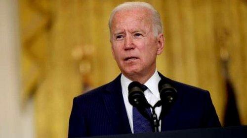 امریکی صدر جو بائیڈن کی کابل ایئرپورٹ پر دہشتگرد حملے کی مذمت