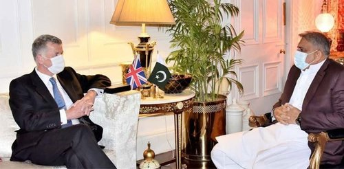 پاکستان پُرامن، مستحکم اور خوشحال افغانستان کیلئے کوشاں ہے، آرمی چیف