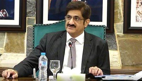 وزیراعلیٰ سندھ کا کورنگی کی کیمیکل فیکٹری میں آگ لگنے کے واقعے کا نوٹس