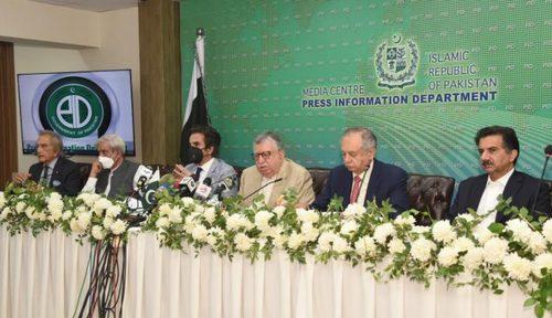 Pakistan's economic indicators showing positive results: Shaukat Tarin