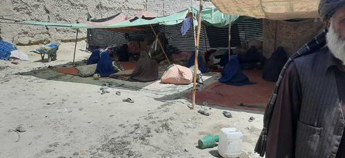 Afghan refugees narrate stories of escape to Pakistan