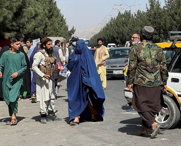 Twitter reacts to Taliban leader asking women health officials to resume work
