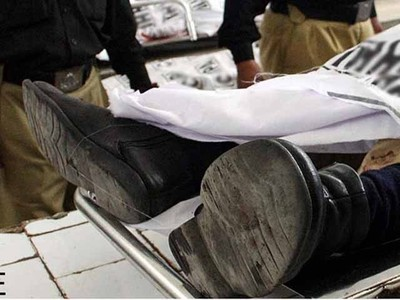 ASI shot dead in Orangi Town area of Karachi