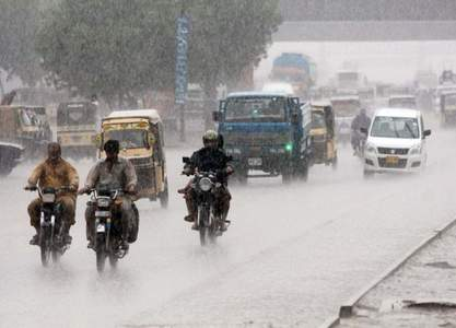 کراچی سمیت سندھ بھر میں یکم ستمبر سے بارش کی پیشگوئی