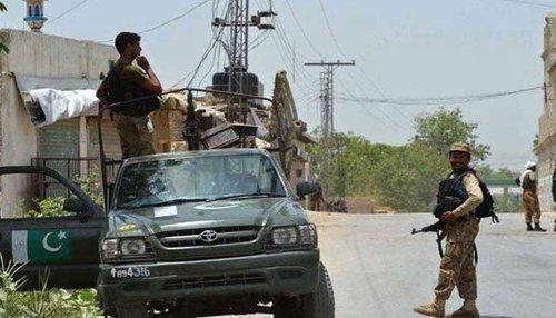 جنوبی وزیرستان میں بارودی سرنگ کا دھماکا، پاک فوج کا ایک  سپاہی شہید