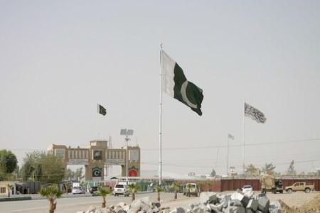 Pakistan frets over security threats from Afghanistan