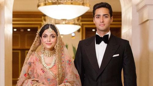 Junaid Safdar's nikah video shared online