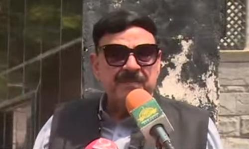 کسی کوامیدنہیں تھی طالبان افغانستان پر اتنی جلدی قبضہ کرلیں گے، شیخ رشید