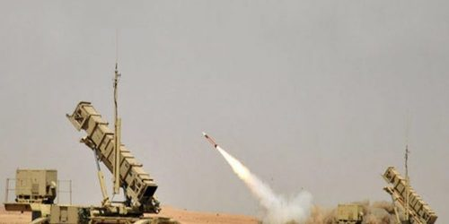 Saudi Arabia intercepts missiles, drones fired from Yemen
