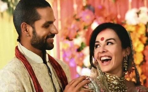 بھارتی کرکٹر شیکھر دھون کی طلاق ہوگئی