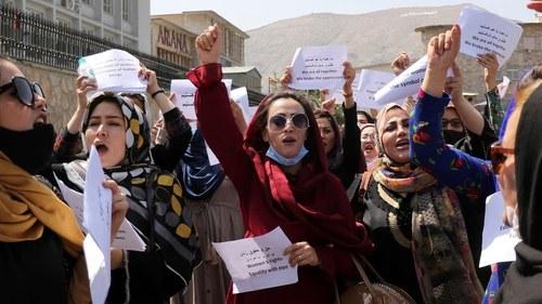 کابل: طالبان نے پاکستان مخالف مظاہرے کو منتشر کر دیا