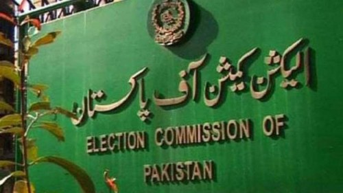 ECP rejects proposal of using Electronic Voting Machines