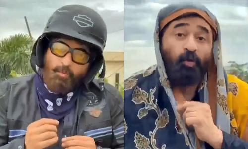 فارمولہ ون کار: ندا یاسر کے شوہر یاسر نواز نے بھی ویڈیو بنا ڈالی