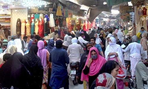 سندھ حکومت کا جمعے کے روز بھی مارکیٹیں کھولنے کا فیصلہ