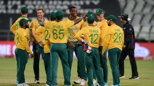 جنوبی افریقا نے ٹی 20ورلڈ کپ کیلئے اسکواڈ کا اعلان کردیا