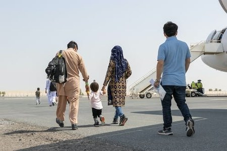 Traumatized and anxious, Afghans evacuees begin life in Australia