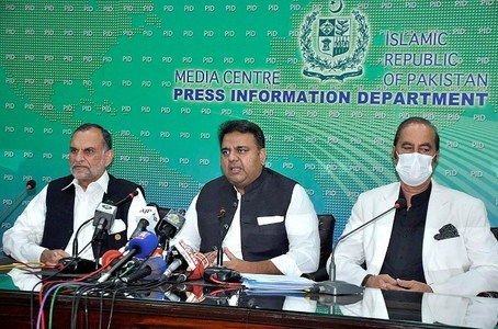 Govt had no objection if CEC had personal sympathy with Nawaz Sharif: Fawad