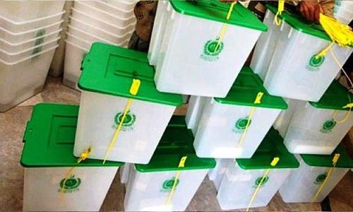 کنٹونمنٹ بورڈز انتخابات، غیر حتمی غیر سرکاری نتائج کا سلسلہ جاری