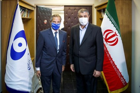 Iran agreement raises hopes for fresh nuclear talks with US