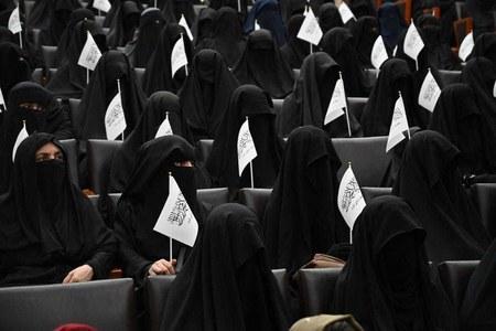 Twitter reacts to pro-Taliban women demonstration in Kabul