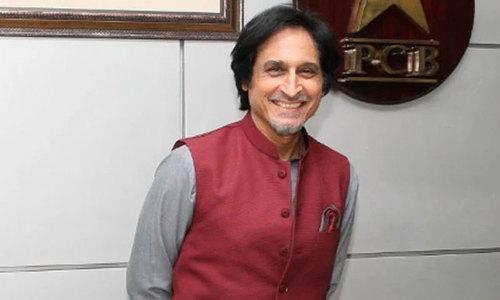 سابق ٹیسٹ کرکٹررمیز راجا پاکستان کرکٹ بورڈ کے نئے چیئرمین منتخب