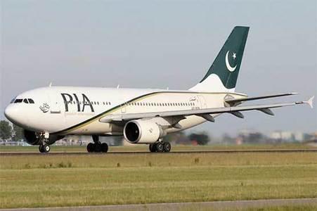پی آئی اے کے بیڑے میں اضافہ، لیز پر حاصل کردہ ایئر بس طیارہ اسلام آبادپہنچ گیا