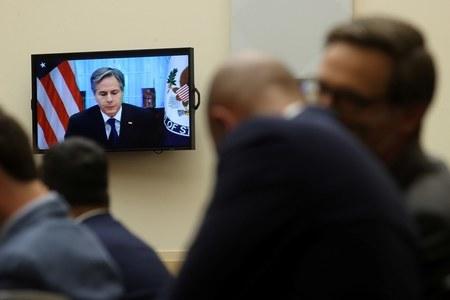 U.S. will assess Pakistan ties over Afghanistan's future says Blinken