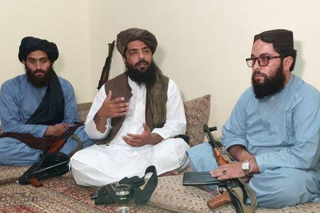 Afghan women should not work alongside men, senior Taliban figure says