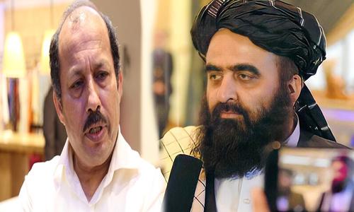 پاکستان اور افغانستان  میں سفارتی سطح کی پہلی باضابطہ مشاورت