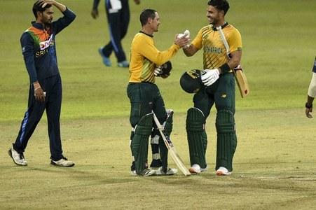 South Africa demolish Sri Lanka to sweep T20 series