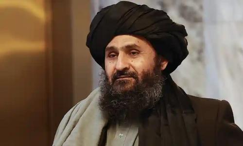 افغان صدارتی محل  میں برادر گروپ اور حقانی گروپ میں جھگڑا