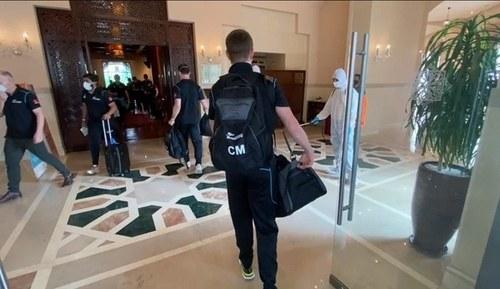 نیوزی لینڈ کرکٹ ٹیم آج شام اسلام آباد سے روانہ ہو گی