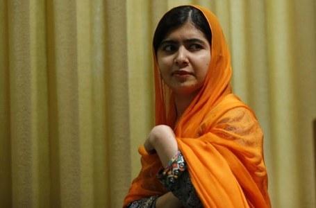 Malala turns to Twitter to slam Taliban's ban on school girls' education