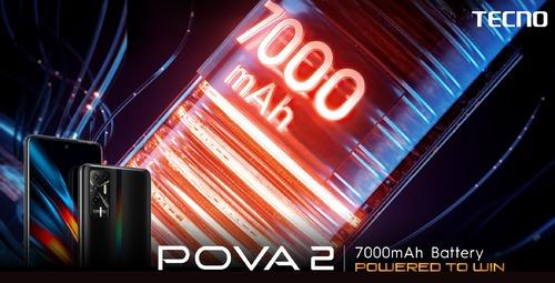 TECNO launches the most anticipated 7000mAh POVA 2 in Pakistan