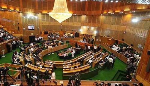 آزاد کشمیر کونسل کے 4 نو منتخب ممبران نے حلف اٹھا لیا