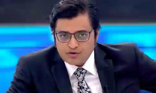 پاکستانی فوج سے متعلق بیان ،بھارتی اینکر ارنب گوسوامی کی ٹوئیٹر پر میمز کی بھرمار