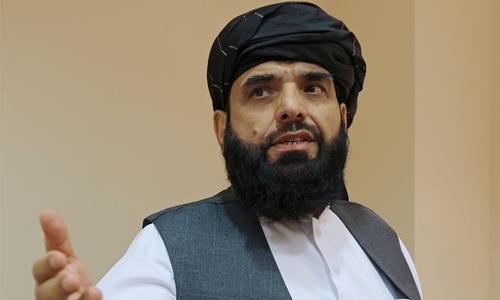 افغانستان نے اقوام متحدہ میں سہیل شاہین کو اپنا سفیر نامزد کردیا